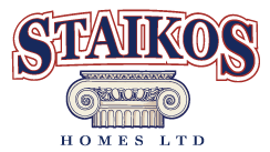 Staikos homes Logo